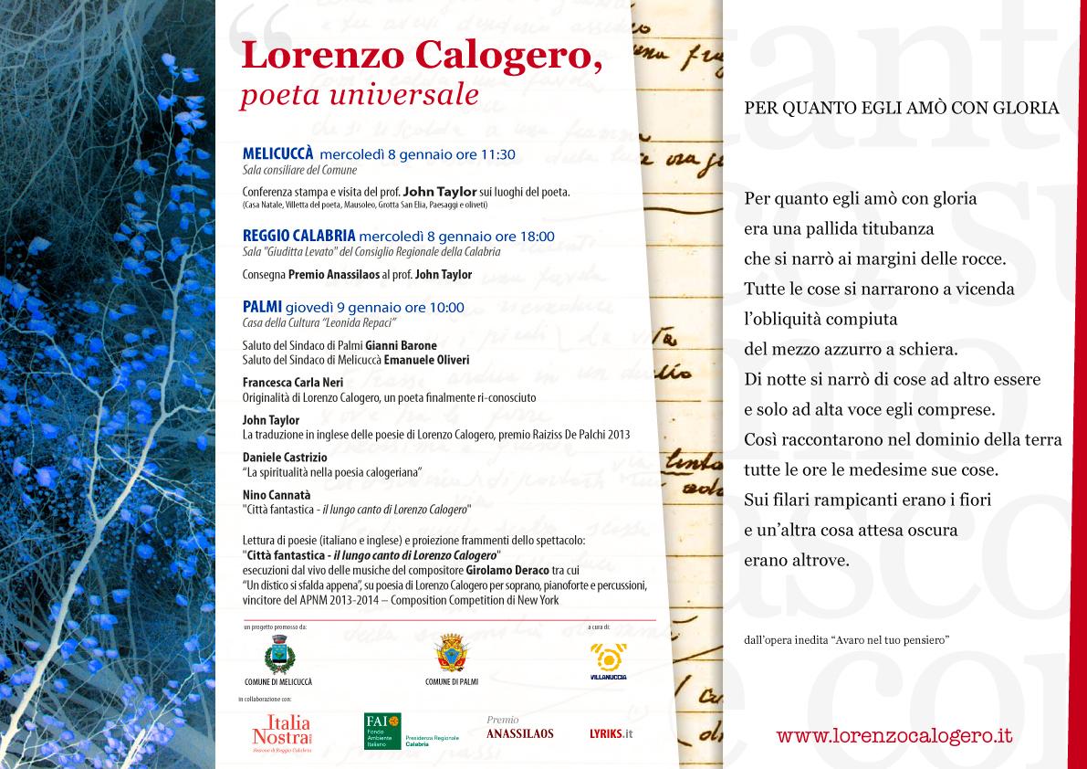 Locandina-Lorenzo-Calogero-poeta-universale-Web